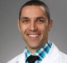 Alex McDonald, MD headshot